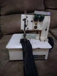 Vendo máquina de costura Galoneira usada semi industrial Bracoob