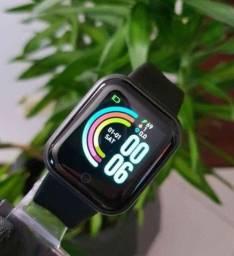 Promoção por tempo limitado! Smartwatch completo