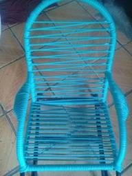 Cadeira de mola infantil