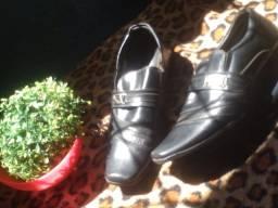 Sapato preto social. 30 reais