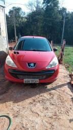 Título do anúncio: Peugeot 207 único dono 2011 completo
