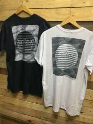 Promoção 10 camisetas por R$ 200,00 no dinheiro