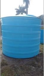 Caixa de fibra modelo escotilha 10.000 litros