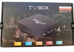 Tv Box Smart 128GB + 8GB De Ram Android 10.1