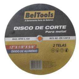 """Disco de corte para metal 12""""x1/8""""X5/8"""""""