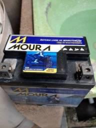 Bateria Moura de Moto