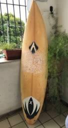 """Prancha de Surf Radar 6'2"""" Conservadíssima - Aceita Cartão"""