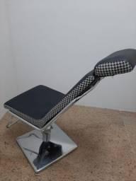 cadeira para sobrancelha e maquiagem Kixiki