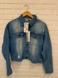 Jaqueta jeans - NOVA