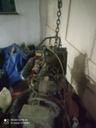 Motor diesel 3 cilindros