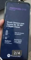Smartphone One Fusion 128 gigas