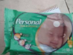 Vendo lenço umedecido personal