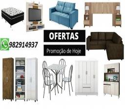 Super Oferta de Moveis Perfeitos para Mobiliar Sua Casa ou Apartamento!Aproveite!