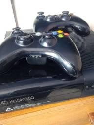 Xbox 360 - 2 Controles - 13 jogos