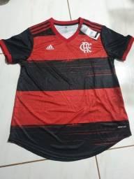 Camisa do flamengo feminina 2020/2021