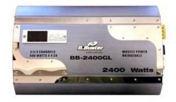 Módulo BBUSTER 2400 GL com apenas 2 saídas funcionando