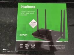 Roteador Intelbras - ACtion R1200