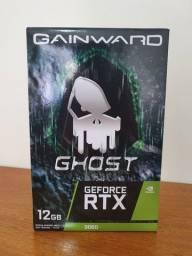 Placa de Vídeo RTX 3060 12GB