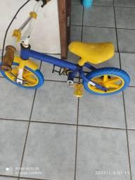 Bicicleta infantil para menina até 7 anos