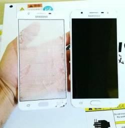 Troca deVidro para Samsung, LG, Motorola, Lumia- Cola OCA de fábrica