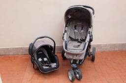 Carrinho + Bebê Conforto - Kiddo Compass II