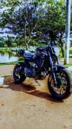 Moto Yamaha MT03 - 2008