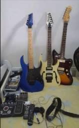 Guitarra Ibanez RG 350 MZ C/ Dimarzio Evolution