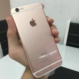 Apple iPhone 6S 16GB Rosa NOVO e com Garantia Apple