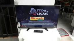 TV PANASONIC 32'LED com CONVERSOR DIGITAL INTEGRADO FAÇO ENTREGA