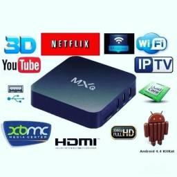 TV box smart 4k Netflix Entrego gratis
