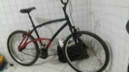 Bicicleta Caloi 100 revisada