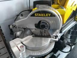 Serra meia esquadria Stanley R$999,00
