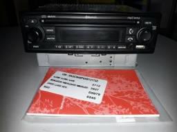 Rádio Original Celular/Bluetooth/Usb/Cd/Aux