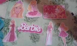 Painel Barbie Novo