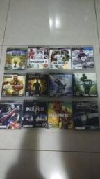 Jogos PS3 4 por 100 em Setembro