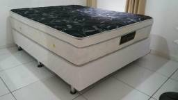Cama box queen size