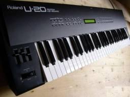 Teclado Roland U 20