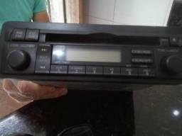 Rádio original do Honda Civic 70 reais