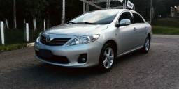 Toyota Corolla 2012 XEI 2.0 automático raridade - 2012