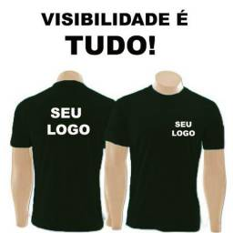 Camiseta empresa personalizada com a sua arte 8db47bb6b2b43