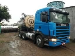 Scania 124 420 traçada - 2004