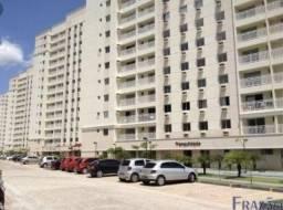 Aluga-se Apartamento no Ed. Pleno Residencial com 3/4 sendo 2 suites, 1 vaga