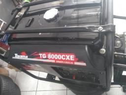 Gerador 8kva gasolina Toyama