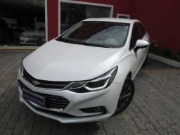 Chevrolet cruze 1.4 turbo ltz 16v flex 4p automatico - 2017