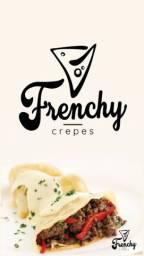 Franquia restaurante delivery de crepe francês.