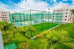 Apartamento em Nova Parnamirim-2 quartos
