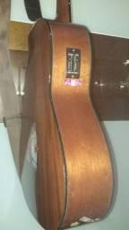 Violão Elétrico nylon médio Catalunã SGN C820 CVT 2F usado