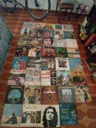 Discos de vinil todos de época ... coleção