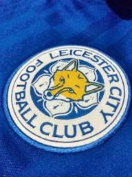 Camisa puma original Leicester  modelo 2017 Nova
