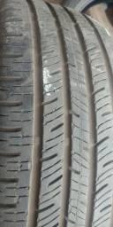 1 pneu 25 55 18 80%de borracha